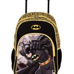 Batman trolley backpack