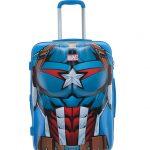 Captain America luggage case