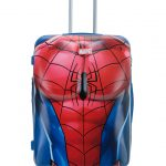 Spiderman luggage case