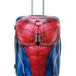 shop spiderman luggage