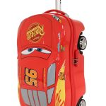 Lightning McQueen luggage