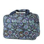 TOSCA tote paisley