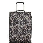 TOSCA leopard print luggage