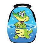 Crocodile Hardcase Backpack