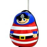 Pirate Luggage Case
