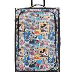 Mickey Mouse Comic Luggage