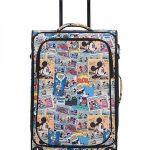 Disney Comic Luggage