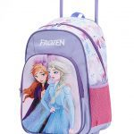Kids Frozen trolley backpack