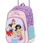 Kids Princess trolley backpack
